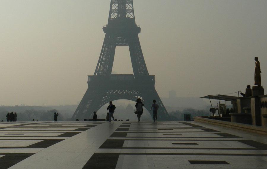 weekend w Paryżu wycieczka