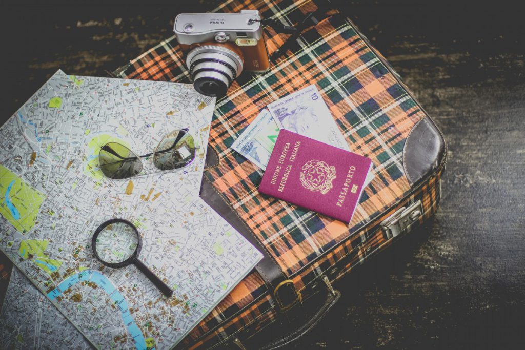 wyjazd za granicę a paszport