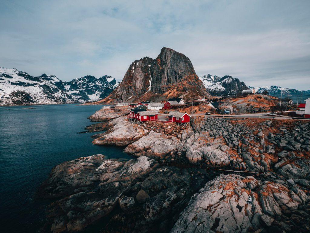Norwegia atrakcje turystyczne