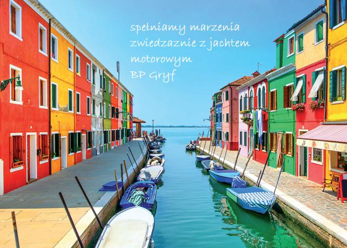 Jachtem we Włoszech, wakacje