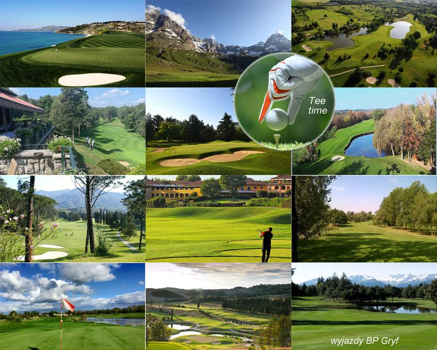 Do Włoch na golfa