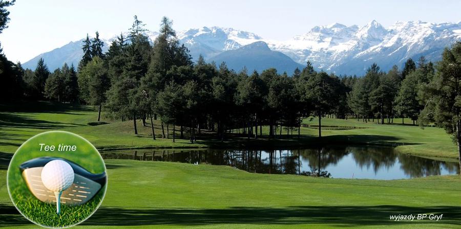 Golf łączy ludzi i biznesy.